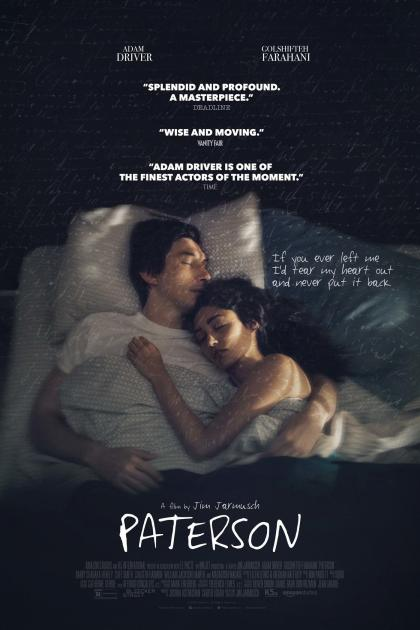 Poster Paterson (2016)