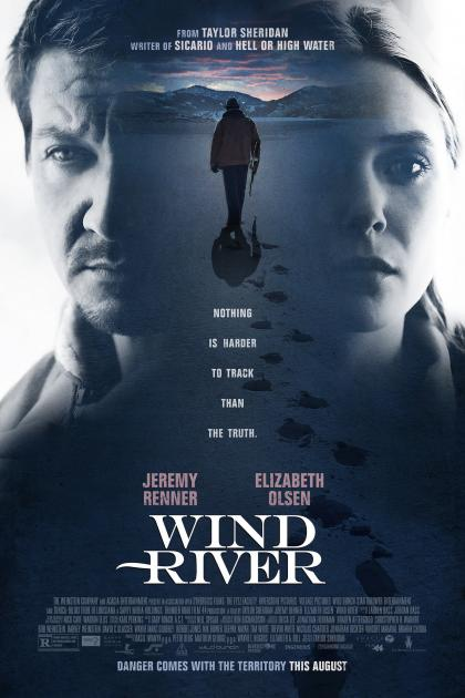 Poster Wind River (2017)