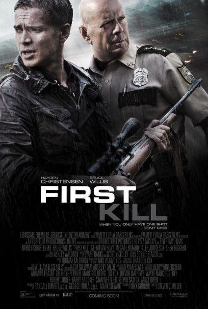 Poster First Kill (2017)