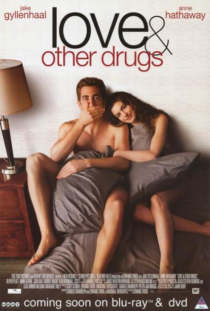 Poster Love and Other Drugs (2010)