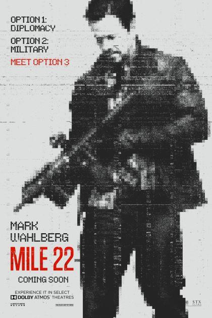 Mile 22 (2018)