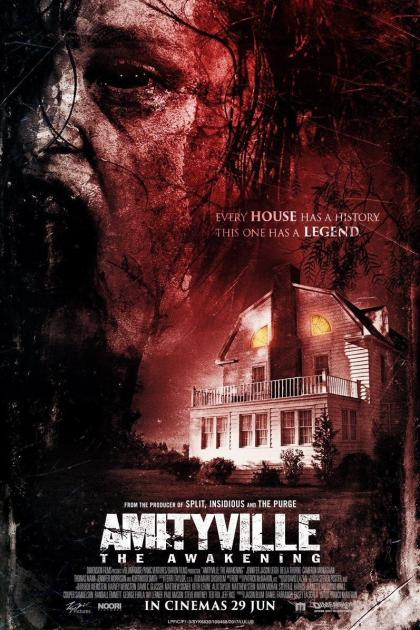 Poster Amityville: The Awakening (2017)