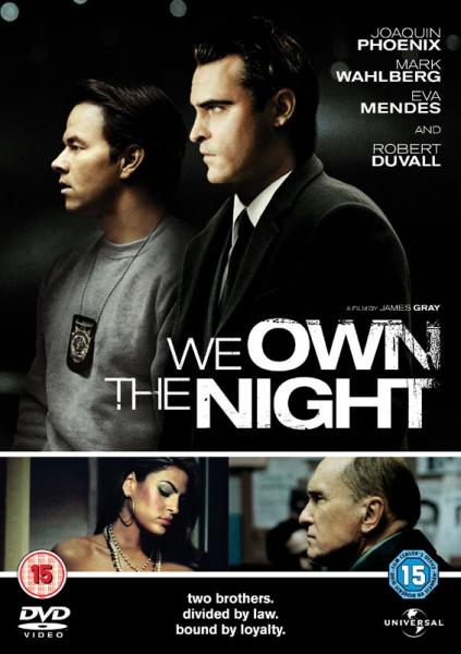 Poster We Own the Night (2007)