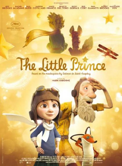 Poster The Little Prince (2015)