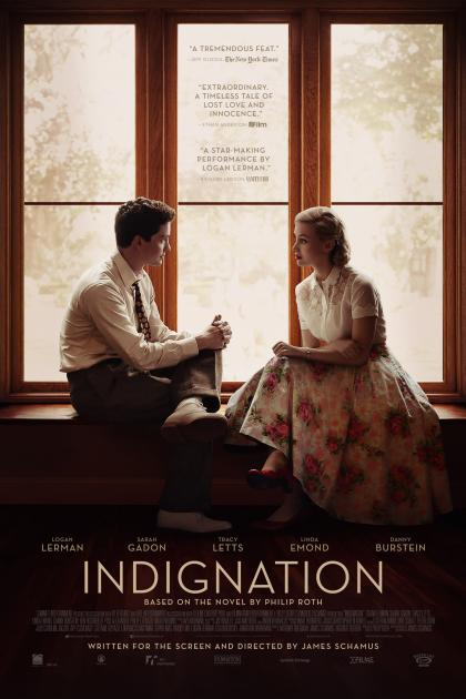 Poster Indignation (2016)