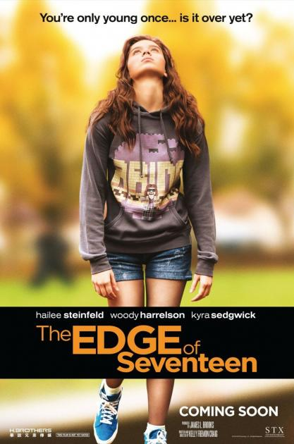 The Edge of Seventeen (2016)