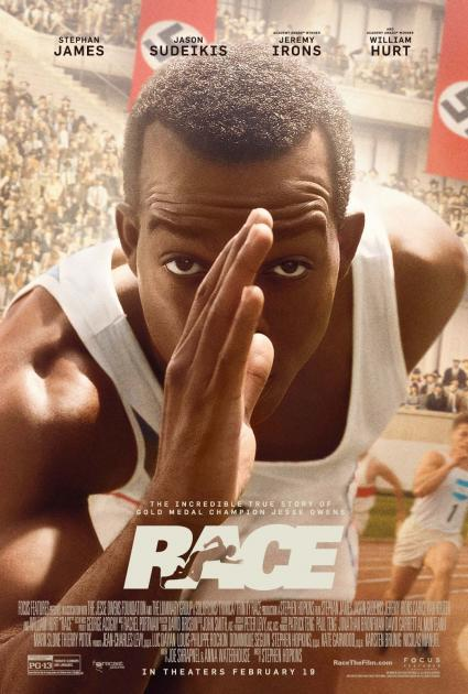 Poster Race (2016)