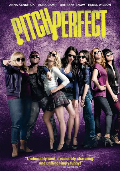 Poster Pitch Perfect (2012)