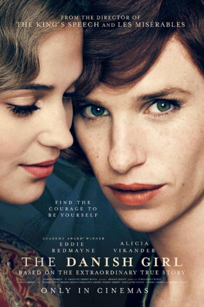 Poster The Danish Girl (2015)