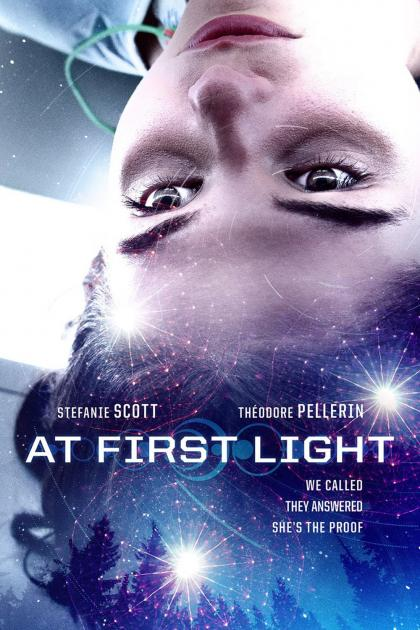 Poster At First Light (2018)