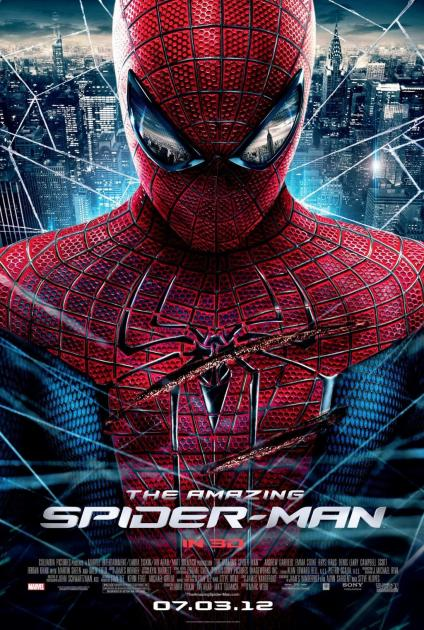 Poster The Amazing Spider-Man (2012)