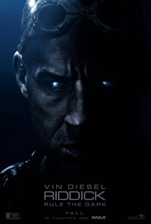 Poster Riddick (2013)