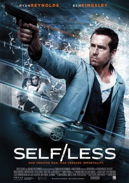Poster Self/Less (2015)