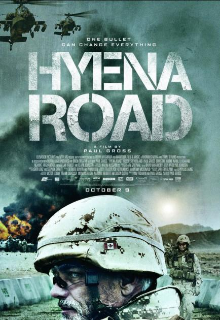 Poster Hyena Road (2015)