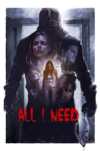 Poster All I Need (2016)