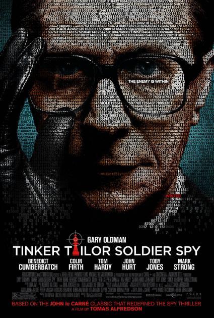 Tinker Tailor Soldier Spy (2011)
