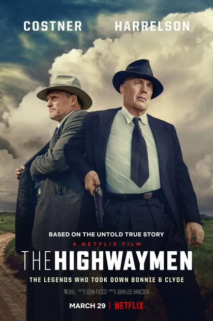 Poster The Highwaymen (2019)