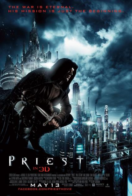 Poster Priest (2011)