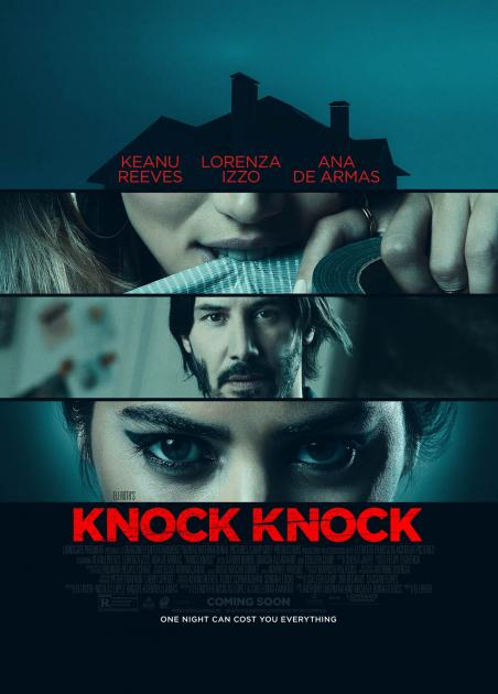 Poster Knock Knock (2015)