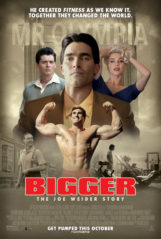 Bigger (2018)