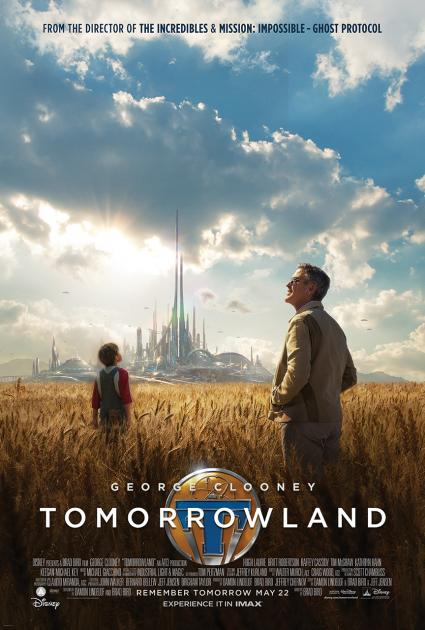 Poster Tomorrowland (2015)
