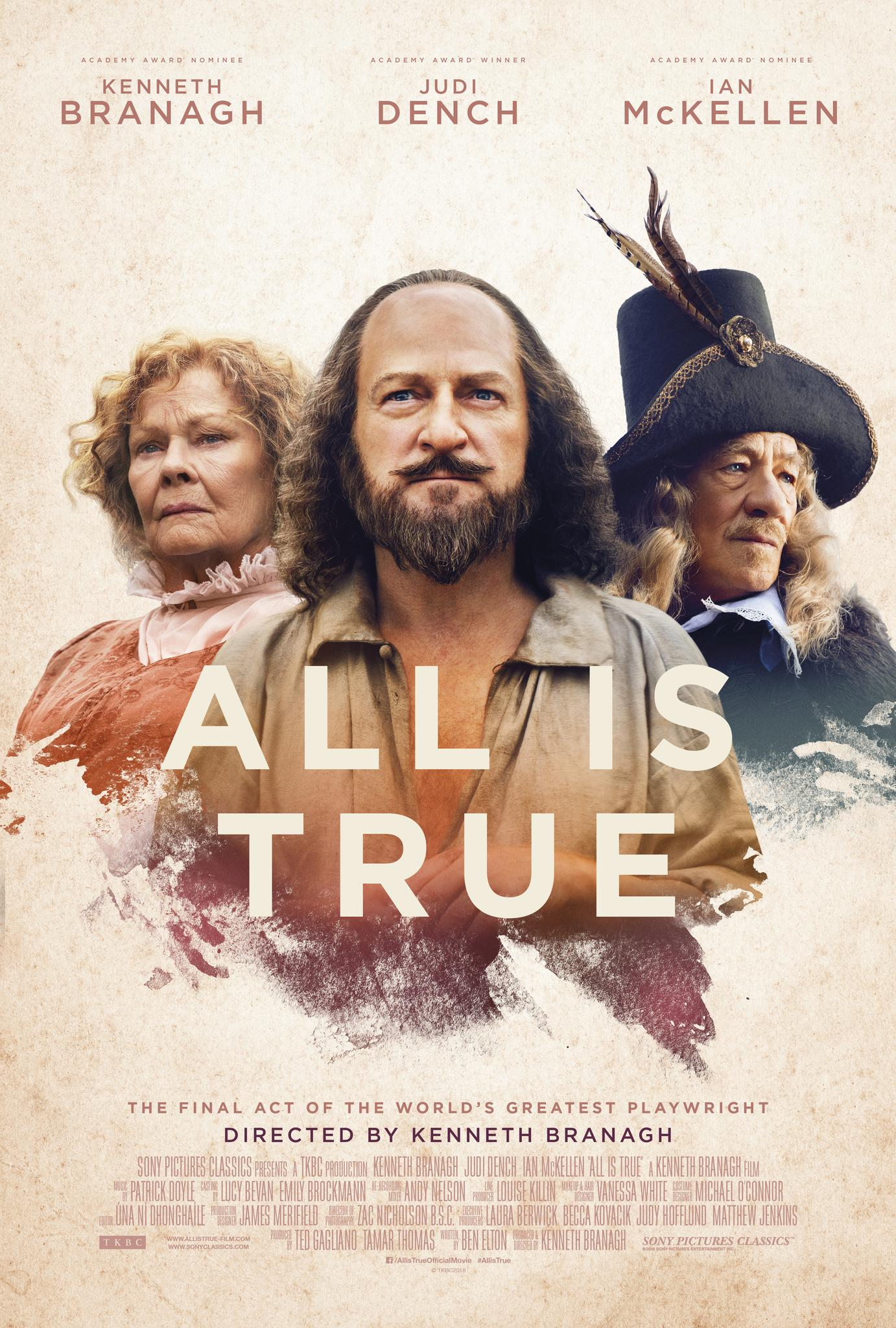 Poster All Is True (2018)