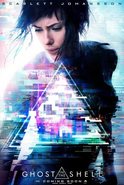 Poster Ghost in the Shell (2017)