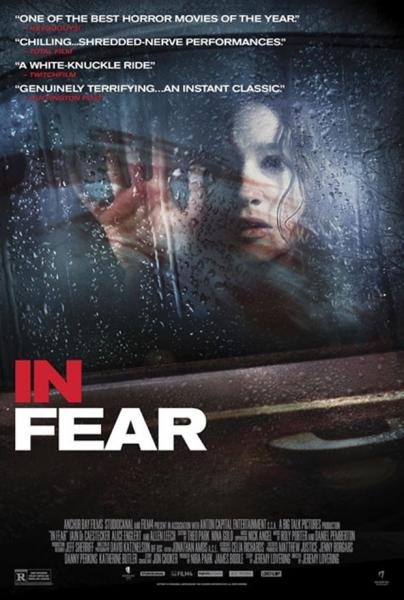 Poster In Fear (2013)