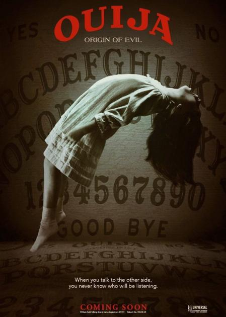 Poster Ouija: Origin of Evil (2016)