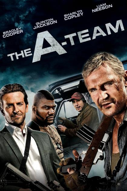 Poster The A-Team (2010)