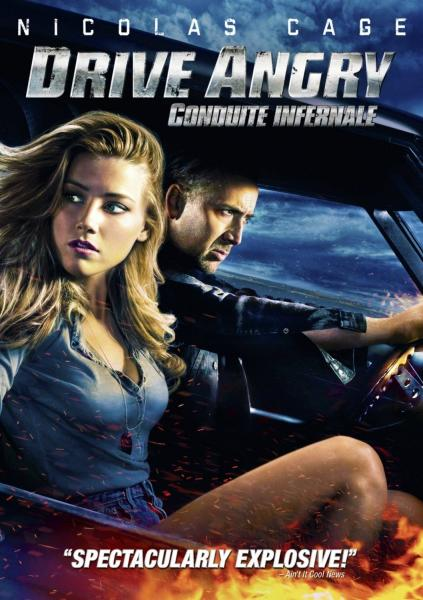 Poster Drive Angry (2011)