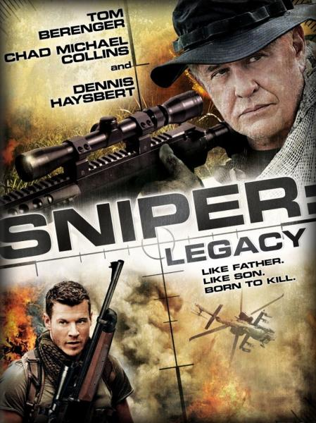 Poster Sniper: Legacy (2014)