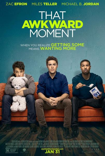 Poster That Awkward Moment (2014)