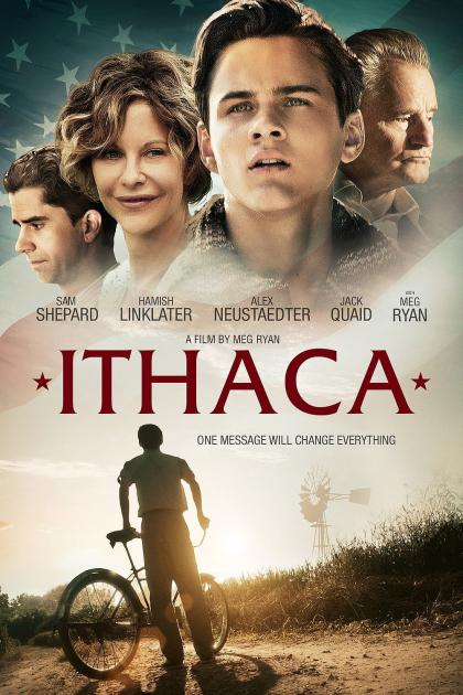 Poster Ithaca (2016)