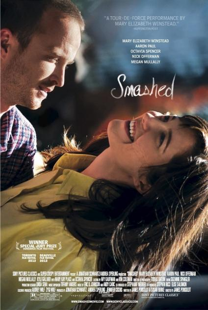 Poster Smashed (2012)