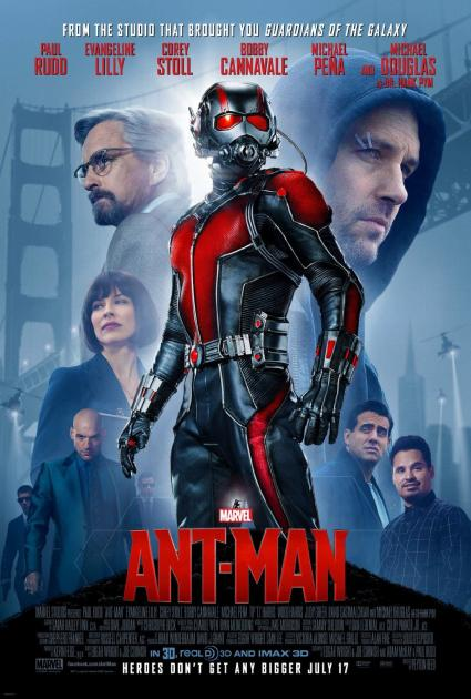 Poster Ant-Man (2015)