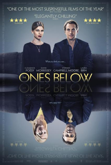 Poster The Ones Below (2016)