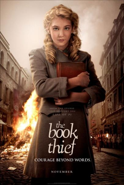 Poster The Book Thief (2013)