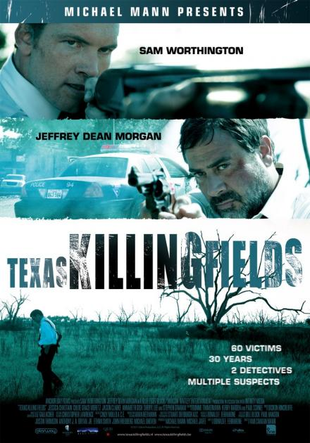 Poster Texas Killing Fields (2011)