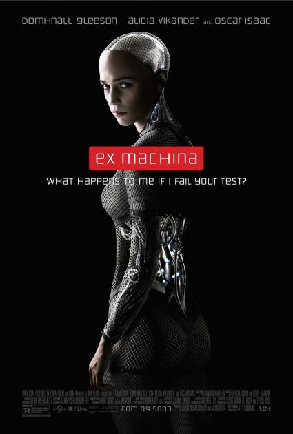 Poster Ex Machina (2015)