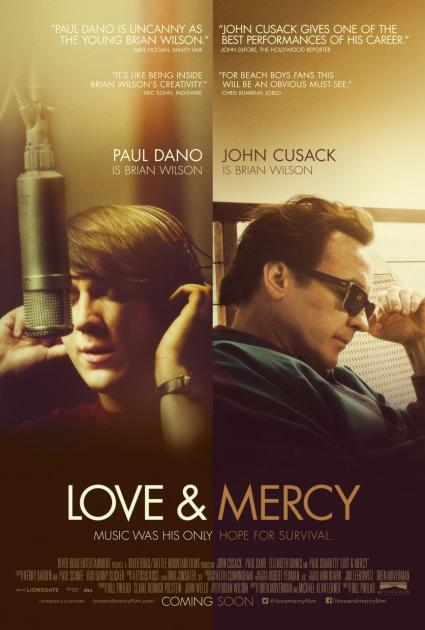 Poster Love & Mercy (2014)