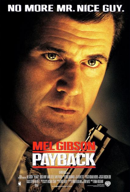 Poster Payback (1999)