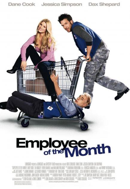 Poster Employee of the Month (2006)