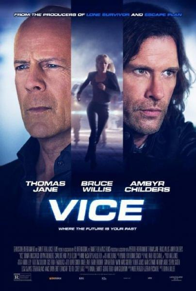 Poster Vice (2015)