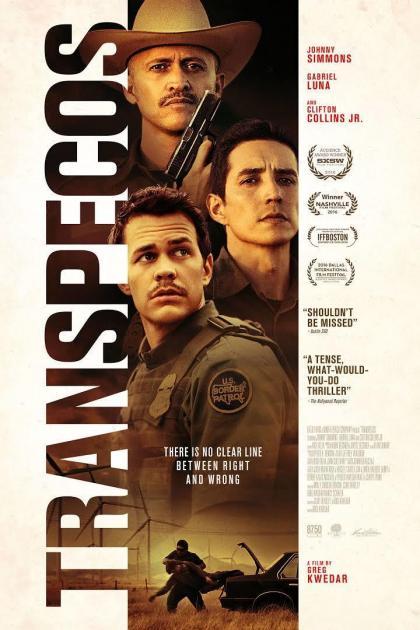 Poster Transpecos (2016)