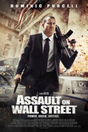 Poster Assault on Wall Street (2013)