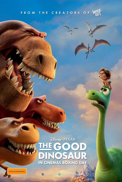 Poster The Good Dinosaur (2015)