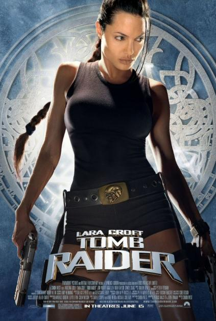 Poster Lara Croft: Tomb Raider (2001)