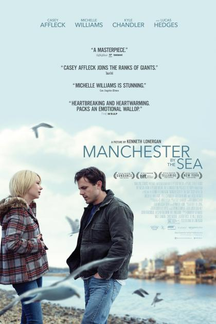 Poster Manchester by the Sea (2016)
