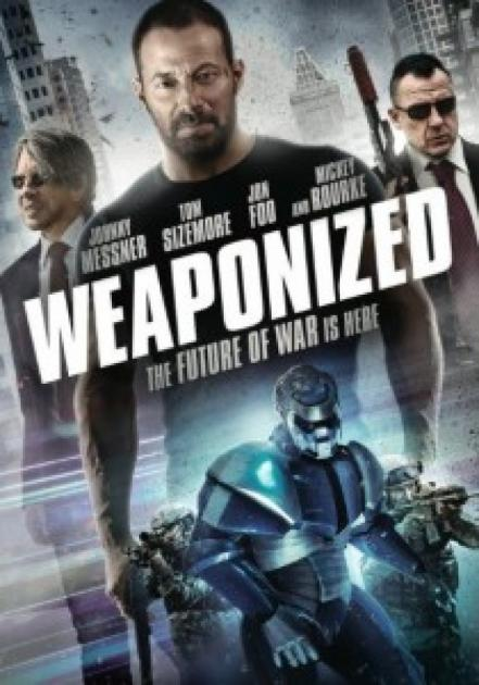 Poster Weaponized (2016)